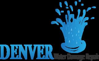 Denver Water Damage Repair Logo